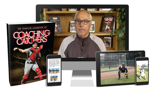 Jerry Weinstein's Complete Catching Package